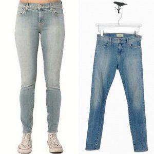 Baldwin Sophia Mid Rise Skinny Jeans Size 27